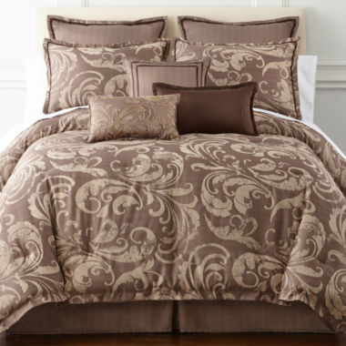 jcpenney.com | Liz Claiborne® Mallorca 4-pc. Comforter Set & Accessories