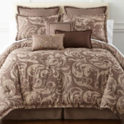 Liz Claiborne® Mallorca 4-pc. Comforter Set & Accessories