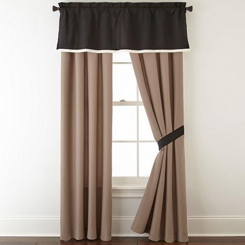 Studio™ Tranquility Rod-Pocket Curtain Panels