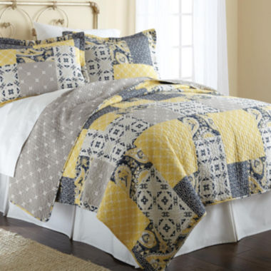 jcpenney.com | Aalia Reversible Quilt Set