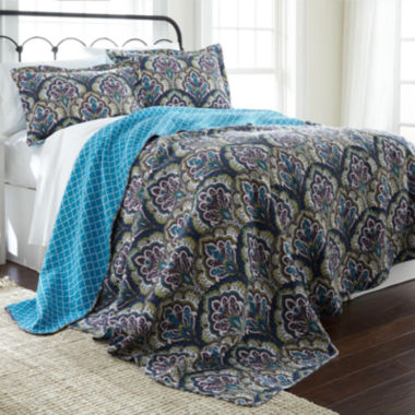 jcpenney.com | Carly Reversible Quilt Set