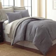 Pacific Coast Textiles Harper 6-pc. Reversible Comforter Set