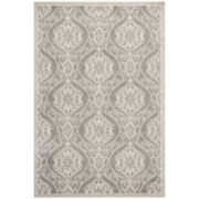 Mosaic Indoor/Outdoor Rectangular Rug
