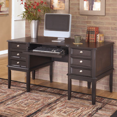 jcpenney.com | Signature Design by Ashley® Carlyle Storage Desk