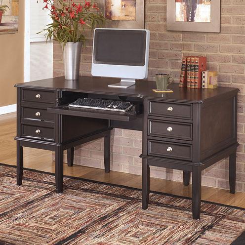 Signature Design by Ashley® Carlyle Storage Desk