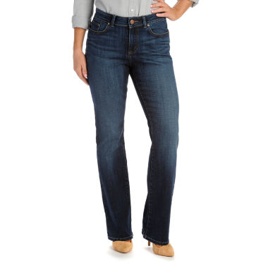 jcpenney.com | Lee® Curvy Bootcut Jeans