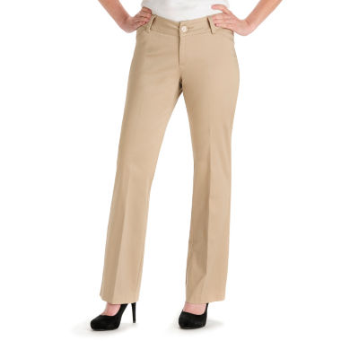 jcpenney.com | Lee® Curvy Fit Maxwell Trouser