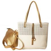 Imoshion Half-Perf Medium Reversible Bag-in-a-Bag Tote