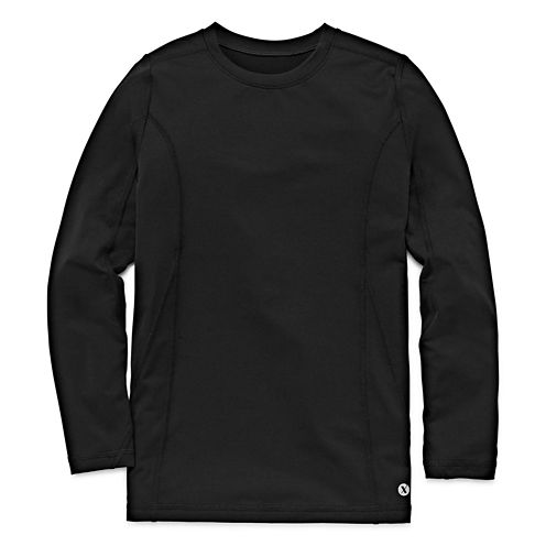 Xersion™ Long-Sleeve Compression Top - Boys 8-20