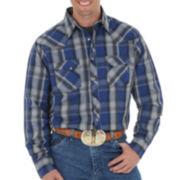 Wrangler® Snap-Front Shirt