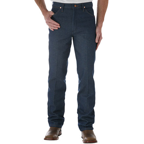 Wrangler® Slim Fit Original Cowboy Cut Jeans