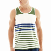 The Tourist by Burkman Bros. Colorblock Tank