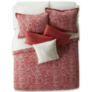 Royal Velvet® Beacon Coral Ridge 7-pc. Scroll Comforter Set & Accessories