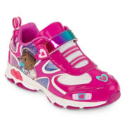 Disney Doc McStuffins  Girls Athletic Shoes - Toddler