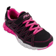 Fila® Crater Girls Running Shoes - Little Kids