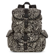 Olsenboye® Paisley Glitter-Trim Backpack