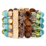 Mixit™ 4-Row Stretch Bracelet