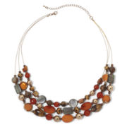 Mixit™ Multi-Bead Illusion Necklace
