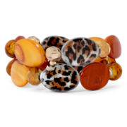 Mixit™ Double-Row Stretch Bracelet