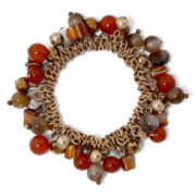 Mixit™ Cluster Beaded Stretch Bracelet