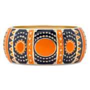 Pannee Enamel Bangle
