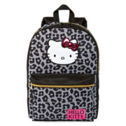Hello Kitty® Cheetah Backpack