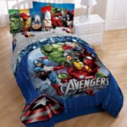 Marvel® Avengers® Classic Halo Reversible Comforter