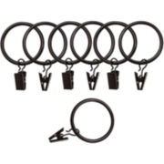 Bali® Set of 7 Clip Rings