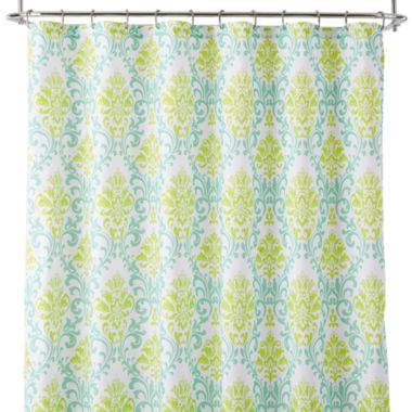 jcpenney.com | Ideology Katelyn Medallion Shower Curtain