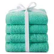 MiZone Katelyn Medallion 4-pk. Washcloths