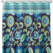 Darima Vine Shower Curtain