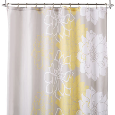 jcpenney.com | Ideology Lola Floral Shower Curtain