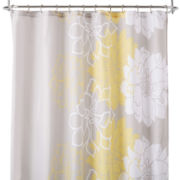 Lola Floral Shower Curtain