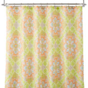 Sarah Medallion Shower Curtain