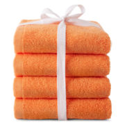 Ideology Sarah 4-pk. Washcloth Set