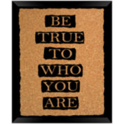 Be True Cork Board