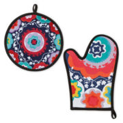 Oui by French Bull™ Susani Oven Mitt and Potholder