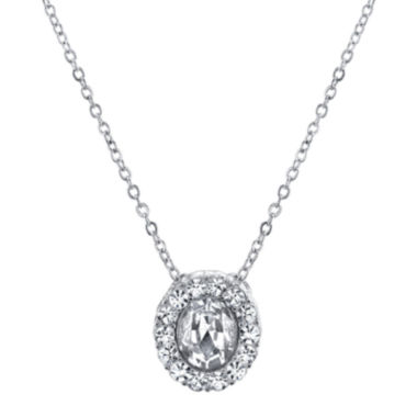 jcpenney.com | 1928® Jewelry Crystal Drop Necklace