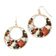 Arizona Gypsy Hoop Earrings