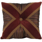 Briarcliff Mitered Square Decorative Pillow