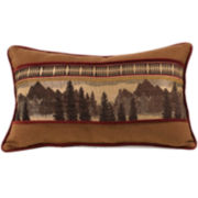 HiEnd Accents Briarcliff Oblong Decorative Pillow