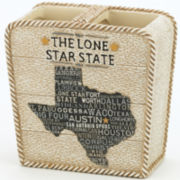 Avanti Texas Lone Star Toothbrush Holder