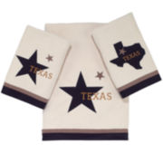Avanti Lone Star Bath Towels