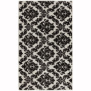 Mohawk Home® Damask Rectangular Rug