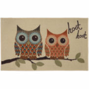 JCPenney Home® Hoot Owl Rectangular Rug
