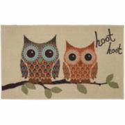 JCPenney Home® Hoot Owl Rectangular Rug