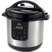 Elite 8-qt. Pressure Cooker