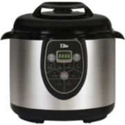 Elite 6-qt. Electronic Pressure Cooker