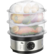 Elite 3-Tier 8½-qt. Food Steamer