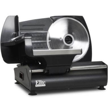 jcpenney.com | Elite Classic Electric Food Slicer